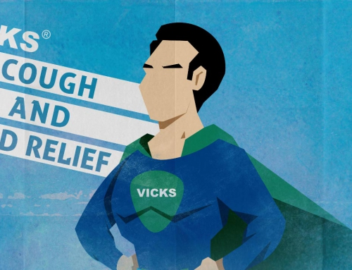 VICKS – COUGH AND COLDRELIEF